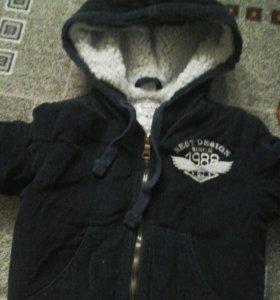 Утепленная куртка GeeJay