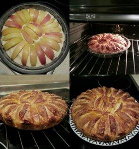Обучаю очень вкусно печь, готовить и домоводству