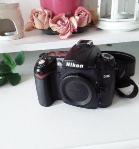 Nikon D90 + Nikkor 18-105 mm