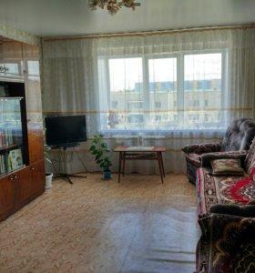 Квартира, 4 комнаты, 75.8 м²