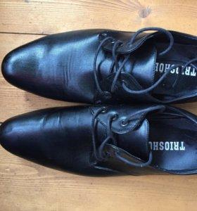 Ботинки мужские !Новые!