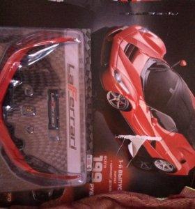 Журнал сбора модели машины La Ferrari
