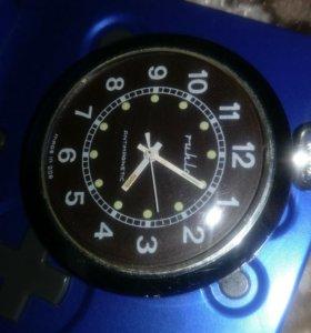 Карманные часы Ruhla GDR