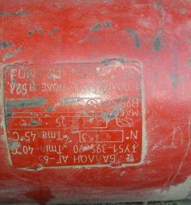 Газовое оборудование баллон и редуктор