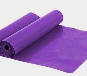 Ленты для йоги и пилатеса
