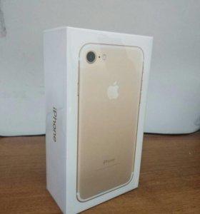 iPhone 7 32GB Gold.Гарантия Apple 1 год.