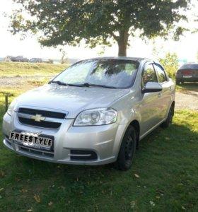Chevrolet aveo 1.2 2010г.