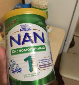 Детская смесь нан