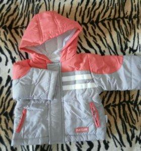 Куртка 68 см.