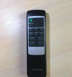 Пульт для колонок Microlab