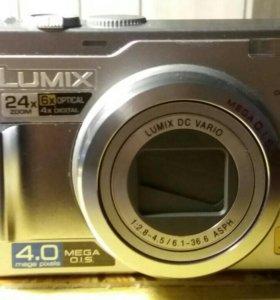 Panasonic DMC-LZ1.