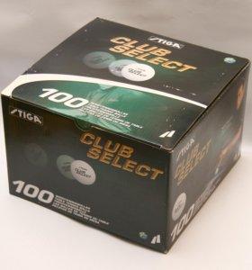 Мячи для настольного тенниса Stiga (100 Штук)