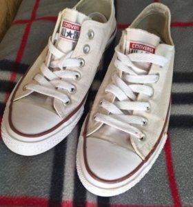 Кеды Converse белые 39 размер
