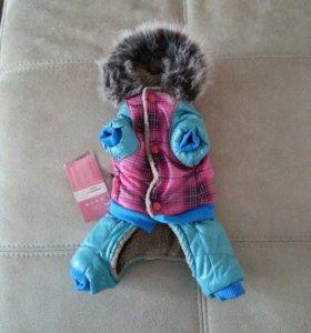 Зимняя куртка для собачки