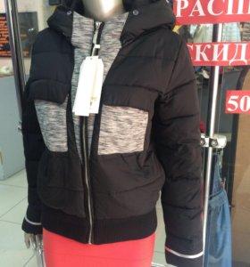 Новая женская куртка 42-44 р-р