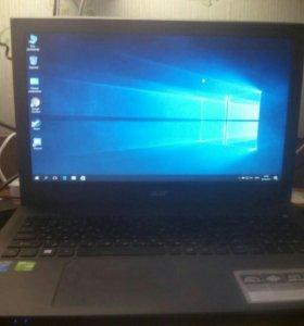 Ноутбук от Acer(Игровой)