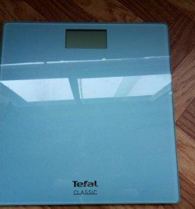 Напольные весы Tefal PP1101 Classic (Голубые)