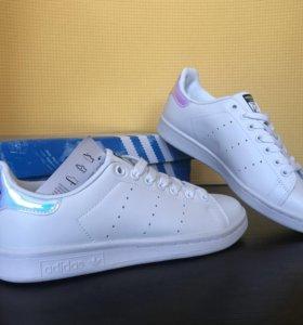 💥 Женские кроссовки Adidas Stan Smith 🔝🎆