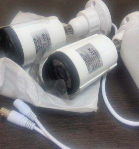 Камеры видео наблюдения AHD