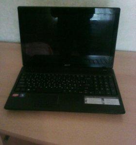 ноутбук ACER aspire5552g