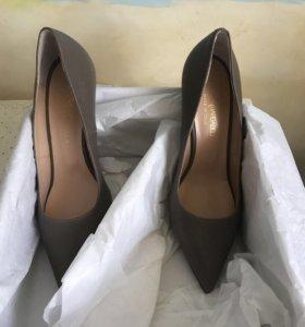 Туфли Marco Barbabella Италия НОВЫЕ кожа