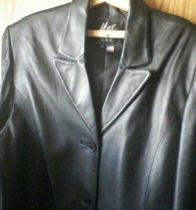 Куртка кожаная 50-52р MAX (Америка)