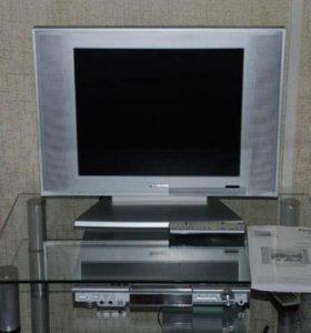 Продам широкоформатный телевизор ЖК Panasonic