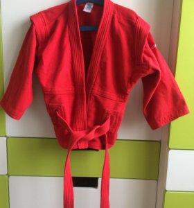 Куртка для самбо р28