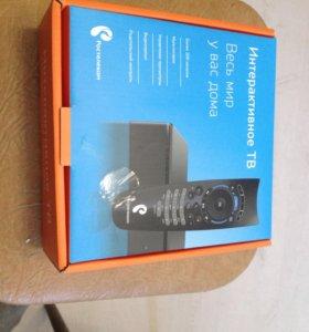 ТВ приставка Ростелеком SML-482 HD Base