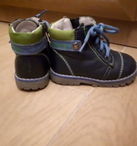 Ботинки Котофей 20размер