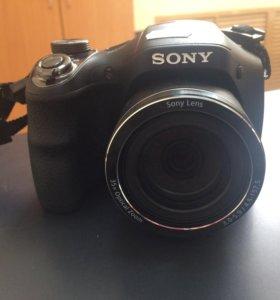 Фотоаппарат Sony DSC-H300