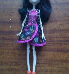 "Кукла ""Monster High"" Скелита"