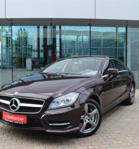 Mercedes-Benz CLS-Класс, 2011