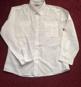 Рубашка для мальчика 10-11лет