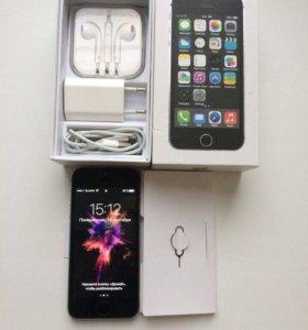 iPhone 5s 16GB iOS 11