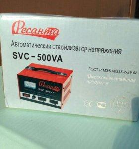 Автоматический стабилизатор напряжения 500Вт