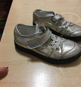 Детские ортопедические туфельки для девочки. 25 р