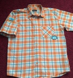 Рубашка для мальчика 11-13лет