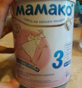 Детская смесь мамако