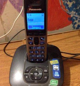 Телефон домашний с автоответчиком Panasonic