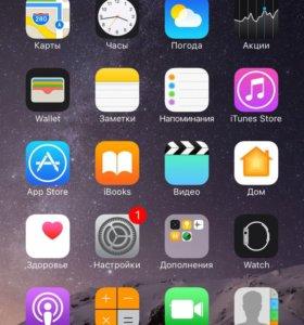 iPhone 6 Plus 16 gb gold.
