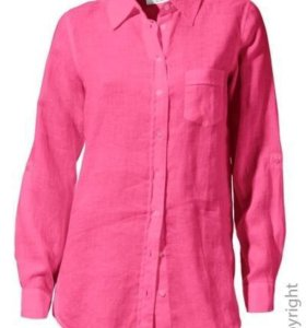 Блузка цвета фуксии новая