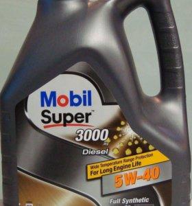 Mobil Super 3000 X1 Diesel 5W40