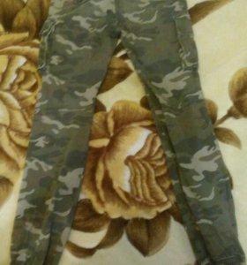 Штаны камуфляжные (джоггеры)