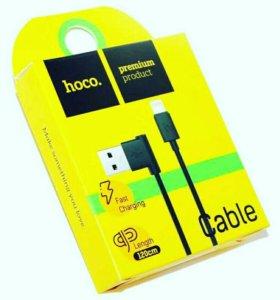 Оригинальный кабель HOCO для iPhone (Айфон) 8 pin