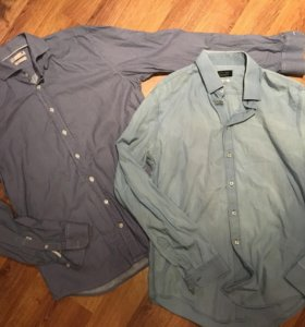 Рубашки Zara Mango