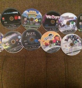 Игры для PS3 лицензия.