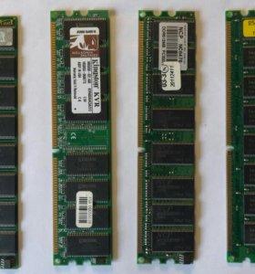 🖥 DDR1, оперативная память, ОЗУ