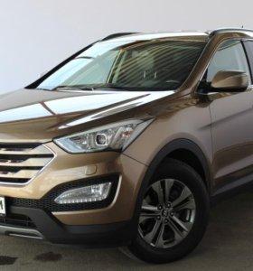 Hyundai Santa Fe, 2015