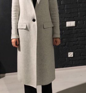 Пальто Zara handmade
